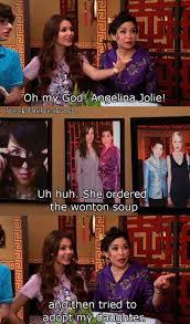 Angelina Jolie Meme - angelina jolie likes soup meme by thedarkmemerises memedroid
