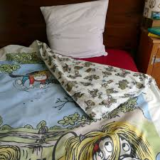 Postman Pat Duvet Set Vintage Thelwell Duvet Set Single Bed