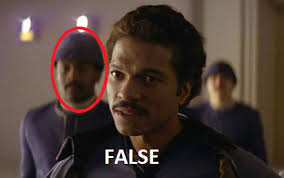 Lando Calrissian Meme - when people tell me lando calrissian is the only black guy in the