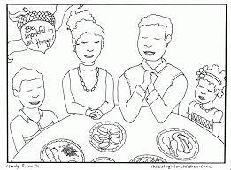 god gave us food coloring page coloring home