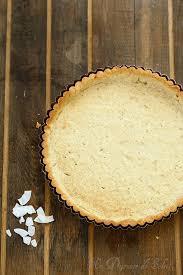 pâte à tarte à l huile de noix de coco un déjeuner de soleil