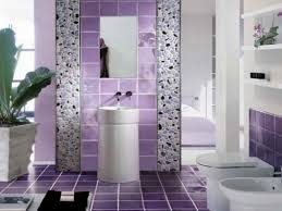 Bathroom Tile Colour Ideas Marvelous Bathroom Tile Design Patterns With Purple Colour On