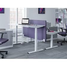 hauteur bureau ergonomie bureau ergonomie réglable en hauteur électriquement 120 x 70 cm