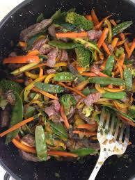 cuisine wok facile wok de bœuf sauté aux légumes sauce aigre douce recipe woks and