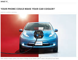 nissan leaf ads q u0026a golden krishna explains why the best interface is no