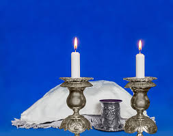 sabbath candles shabbos candle pictures images and stock photos istock