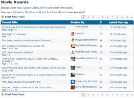 what happened to imdb message boards oscargasms in remembrance imdb message boards