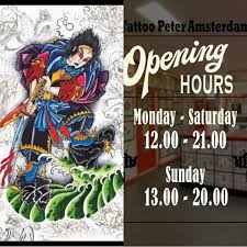 images at tattoo peter amsterdam since 1955 on instagram