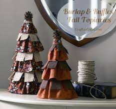 Easy Crafts To Decorate Your Home Ways To Use Burlap To Decorate Your Home This Fall