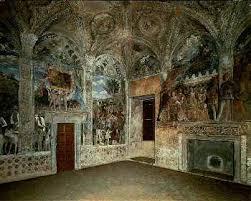 la chambre des la chambre des époux de mantegna