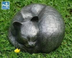 at peace cat casket