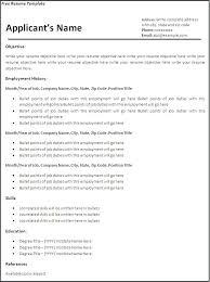templates en word 2007 resume template word 2007 prettify co