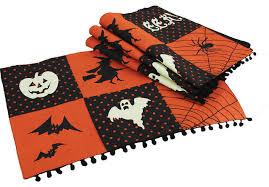 halloween patchwork placemats 13