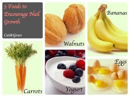 5 foods to encourage nail growth nails pinterest nail growth