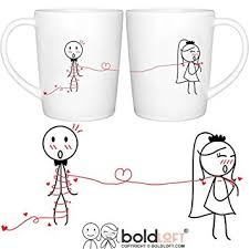 wedding gift hers uk boldloft tie the knot his hers coffee mugs wedding gifts
