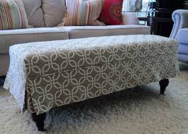 Ottoman Prices Made To Order Ottoman Slipcovers Made From Your Fabric Ottoman