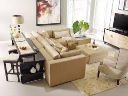 Storage Behind Sofa Great Storage Bench Behind Sofa On Interior Home Design Makeover