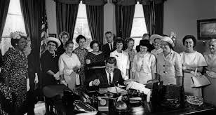 John F Kennedy Cabinet Members 10 Major Accomplishments Of John F Kennedy Learnodo Newtonic