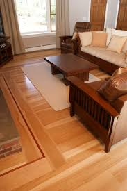 hickory plank floors an american hardwood