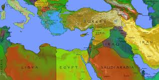 Biblical Maps Map Sampler Sar El Tours U0026 Conferences
