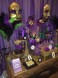mardi gras centerpieces and cocktail glass on pinterest candy