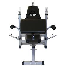 mirafit hd adjustable weight bench home multi gym with dip station