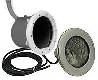 How To Replace Pool Light How To Build A Pool Installing The Underwater Pool Light