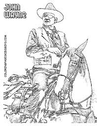 cowboy coloring pages cowboy coloring pages coloring kids free