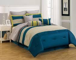 Yellow Bedding Set Yellow Blue Comforter