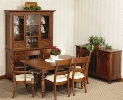 Amishcrafted Transitional Dining - Amish dining room table