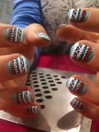 15 cute u0026 inspiring winter nail art designs u0026 ideas 2012 2013 for