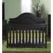Black Convertible Cribs Amazoncom On Me Violet 7 In 1 Convertible Style Crib