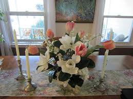dining room table flower arrangements dining table flower arrangements lakecountrykeys