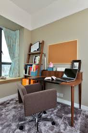 Leaning Bookshelf With Desk Leaning Bookshelf Home Office Industrial With Leaning Bookcase