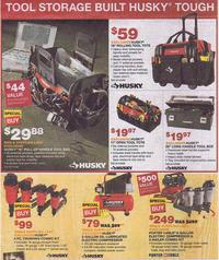 home depot husky black friday home depot black friday 2011 ad scan
