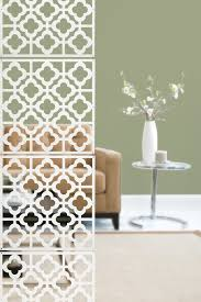 Moroccan Wall Decal by With A Chic Moroccan Flair And A Clean White Appeal These Room
