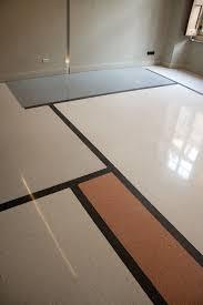 detail terrazzo mondrian design contemporary terrazzo floor