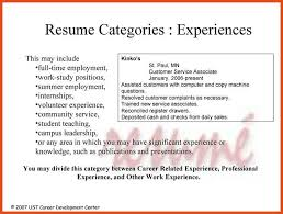 Work Study Resume Resume Categories Moa Format
