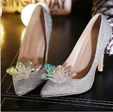 wedding shoes size 9 wedding shoes women pumps paillette evening rhinestone pumps