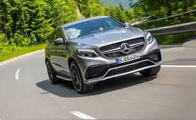 mercedes suv reviews 2016 mercedes gle class coupe drive review car and