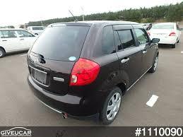 used mazda used mazda verisa from japan car exporter 1110090 giveucar