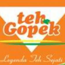 Teh Gopek teh gopek on now booth counter teh gopek jatinangor