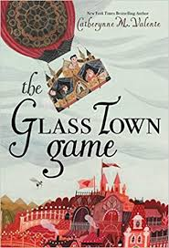 town photo albums the glass town catherynne m valente green