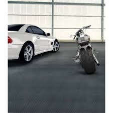chic allure garage flooring diamond plate graphite flooring
