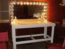 professional makeup artist lighting breathtaking vanity mirror with light bulbs