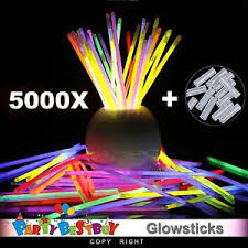 glow sticks in bulk 5000 multi color glow sticks light bracelets disco party bulk