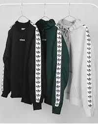 adidas sweater sweater black white green adidas adidas hoodie 90s adidas