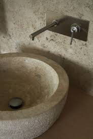 98 best stone sinks inspiration images on pinterest bathroom