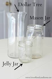 35 Halloween Mason Jars Craft Ideas For Using Mason Jars For by Rustic Fall Centerpiece Tutorial Love Of Family U0026 Home