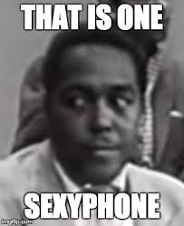 Saxophone Meme - charlie parker meme imgflip